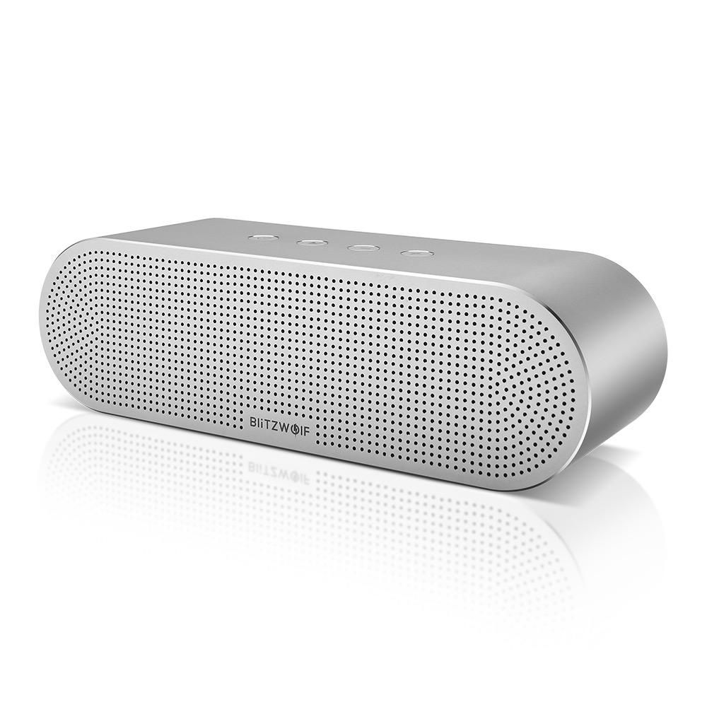 Blitzwolf Bw As1 Wireless Bluetooth Speaker 20w Double Driver 5200mah Hands Free Aux In Speak Bluetooth Speaker