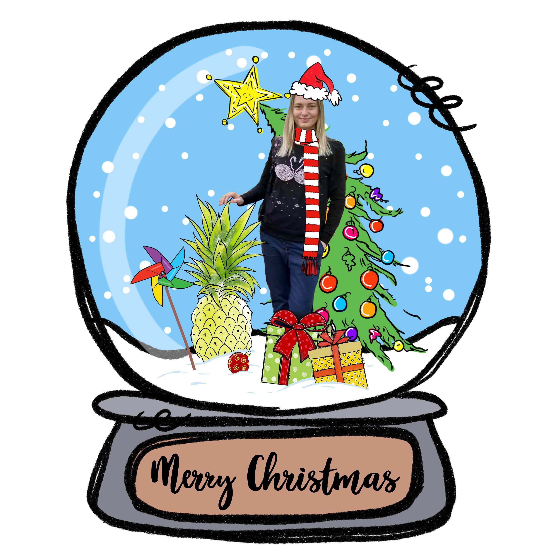 Individual Christmas Crystal Ball Individual Png Christmas Etsy In 2021 Crystal Ball Crystals New Year Holidays