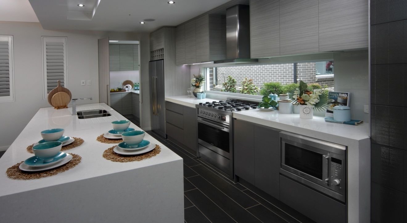 Butlers küchenblock ~ Kitchen with butlers pantry designs google search kitchen