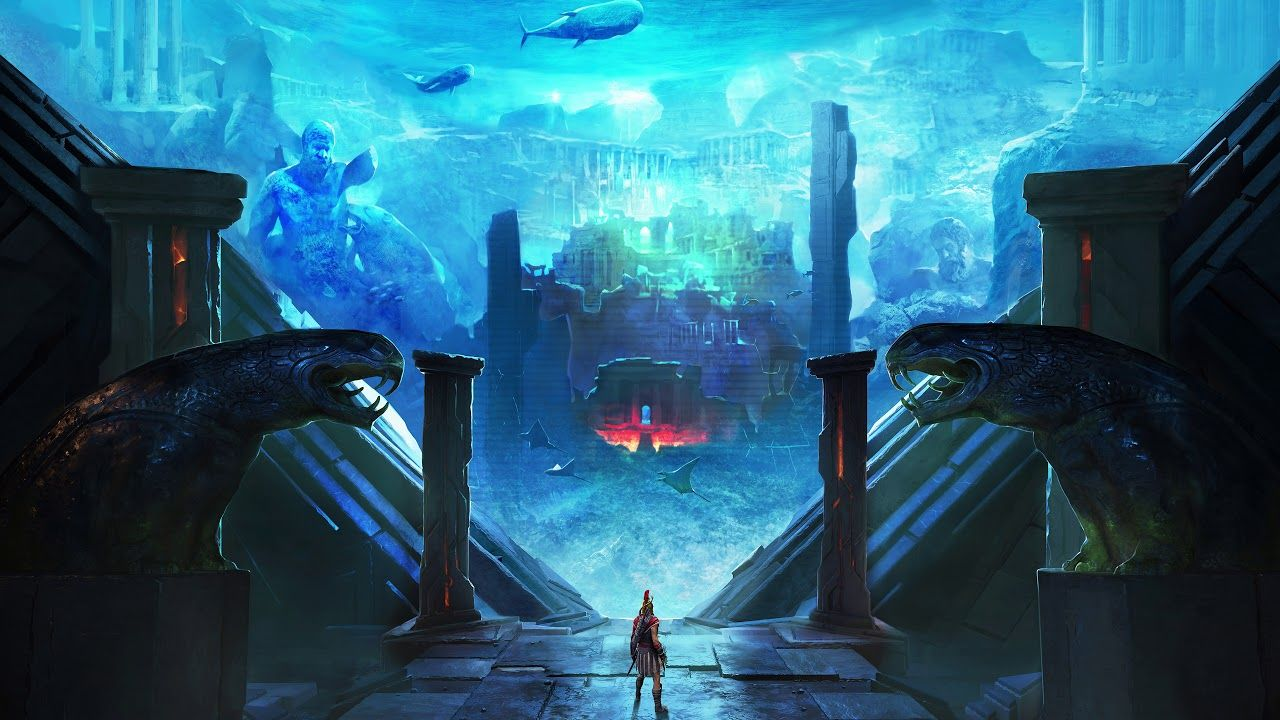 Assassin's Creed: Odyssey OST - Dark Atmospheric Greek