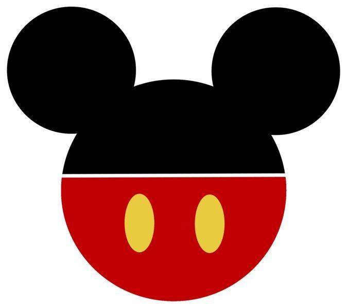 resultado de imagen de mickey mouse face