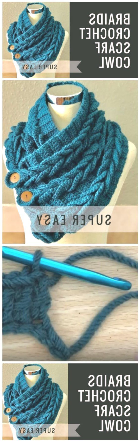 Photo of Häkelschal für Anfänger # Stricken #Bordado # Häkeln #Amigurumi #Embroidery,…