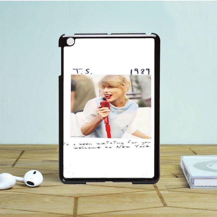 Taylor Swift 1989 Cover Album iPad Mini 2 Case Dewantary