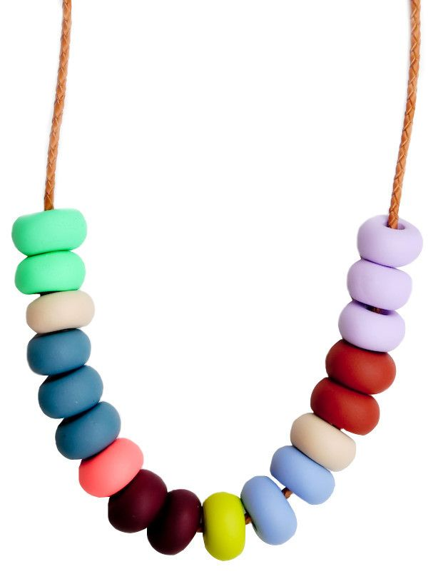 Color Study #Necklace cool #jewellery
