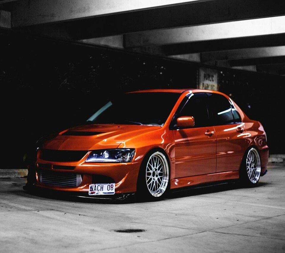 Galant Car: Mitsubishi Lancer, Coches