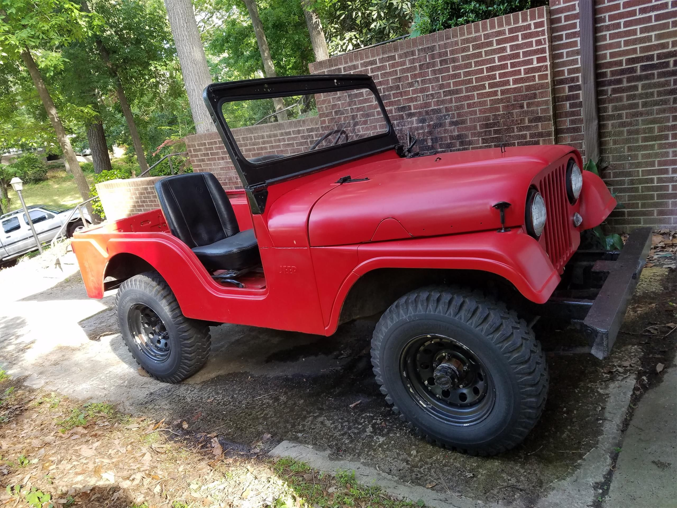 1966 Jeep Cj5 For Sale Listing Id Cc 1090038 Classiccars Com