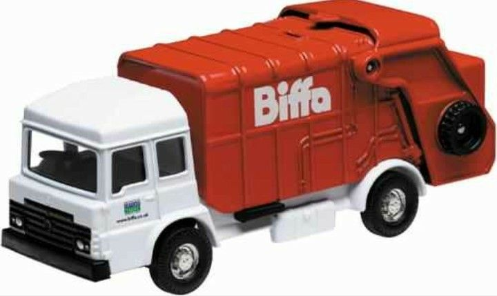 Corgi Refuse Truck Biffa