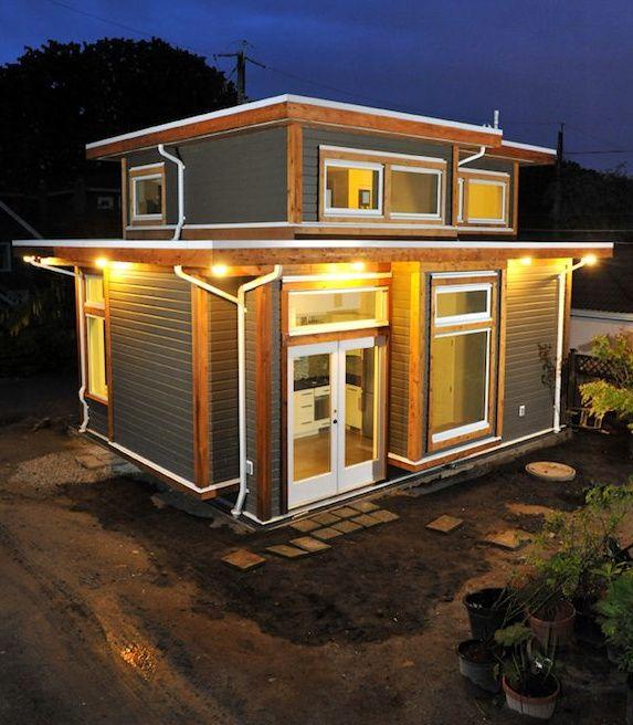 Mini casas para todos los gustos casas casas peque as for Mini casas modernas