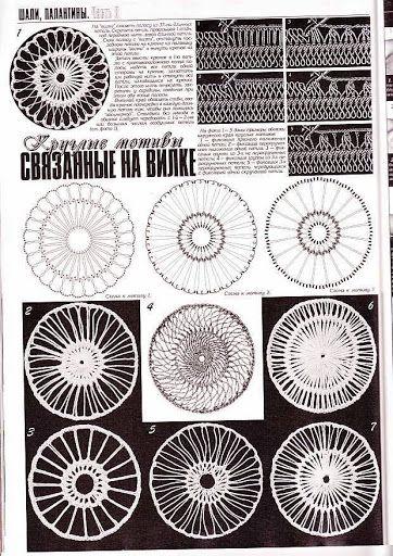 CHALES CROCHET - EMMA EUFEMIA Aguero - Picasa Web Album | Knitting ...