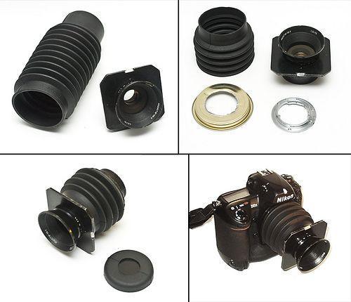 DIY Tilt&Shift lens, aka Lensbaby clone   Tilt shift lens ...