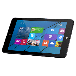 """PIPO W7 7"""" tablet PC powered by #Windows 8.1 Intel Z3735G #QuadCore W/ Bluetooth 4.0 OTG HDMI 1gb RAM + 16gb ROM."""