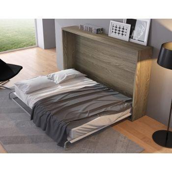 012 cama abatible horizontal camas muebles cama y camas - Camas muebles plegables ...