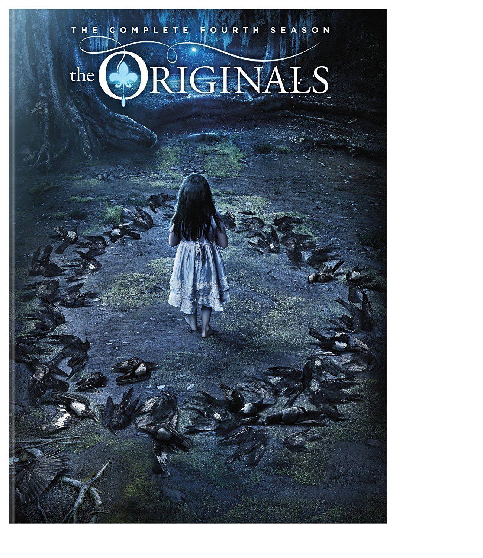 The Originals Season 4 Dvd 20173 Disc Set Free Fast Shipping