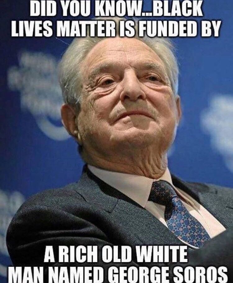 George soros fuck you are bound