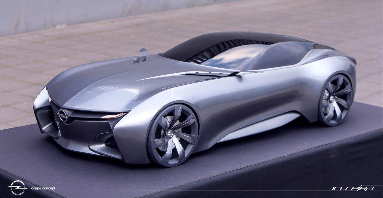 Future Car Opel Inspira Windscreen Future Cars
