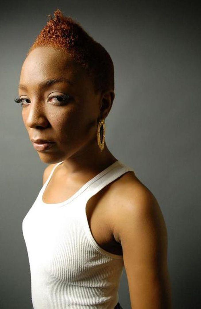 Stupendous 1000 Images About Mohawk Hairstyles For Black Women On Pinterest Short Hairstyles For Black Women Fulllsitofus