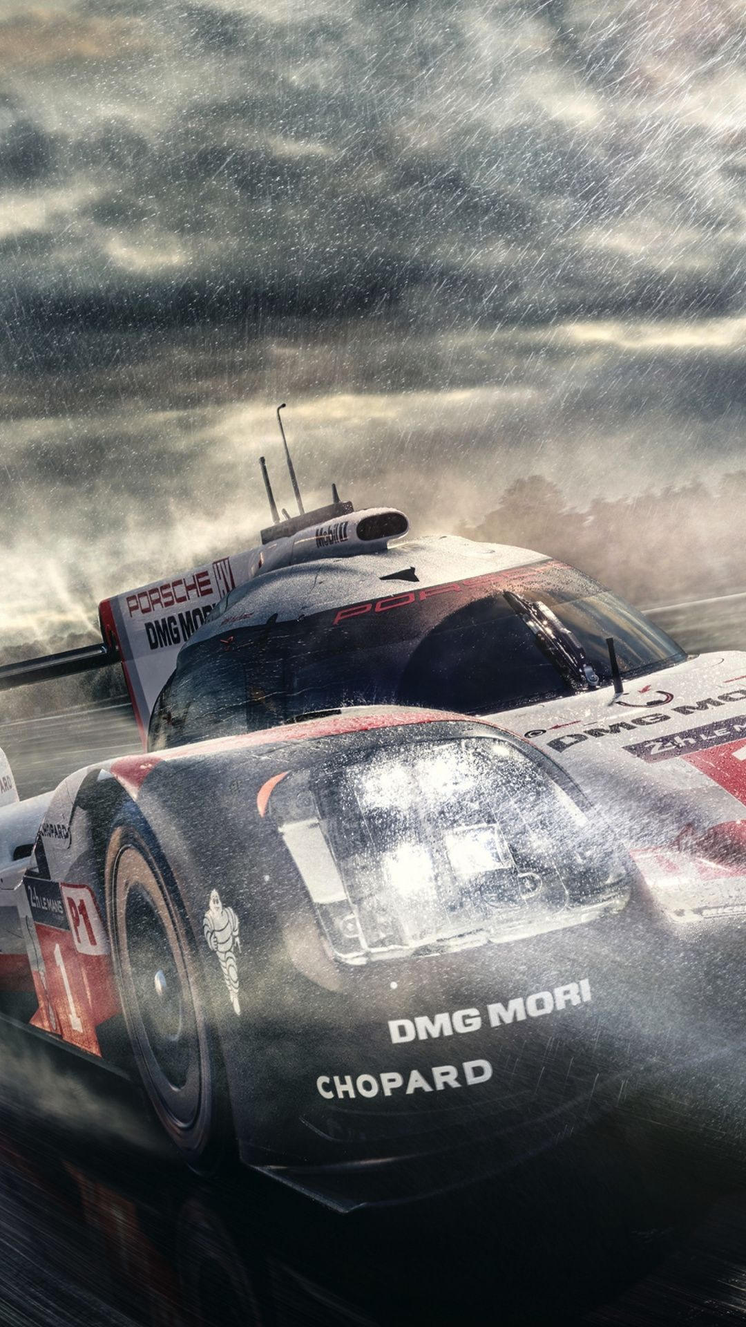 Downaload Porsche 919 Hybrid, Formula One, Sports Car Wallpaper, 1080x1920,  Samsung Galaxy