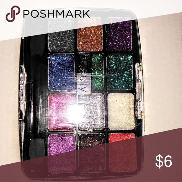 Beauty Treats Electric Glitter Palette Beauty Treats Beauty Eyeshadow