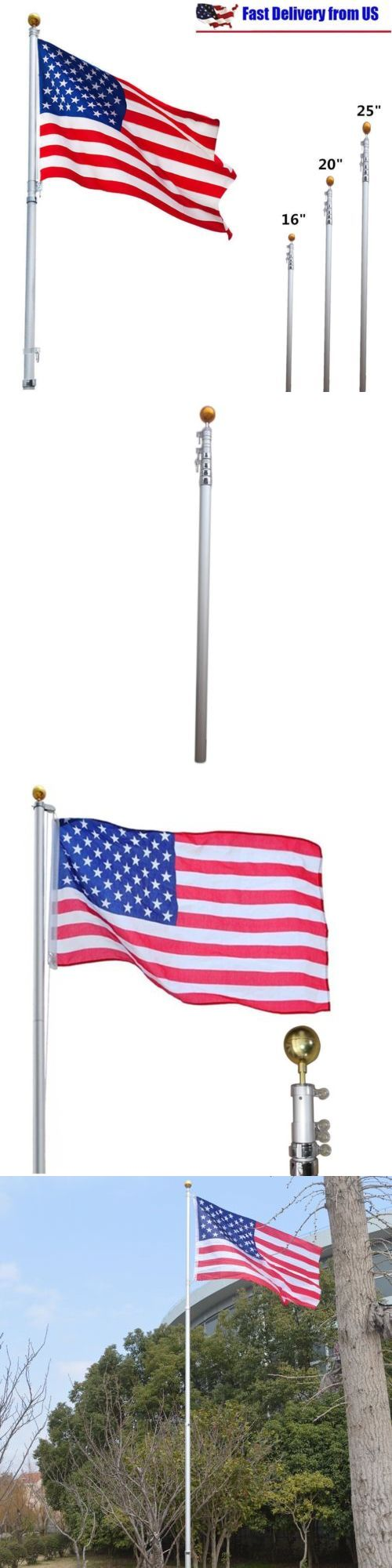Pin On Flag Poles And Parts 43536