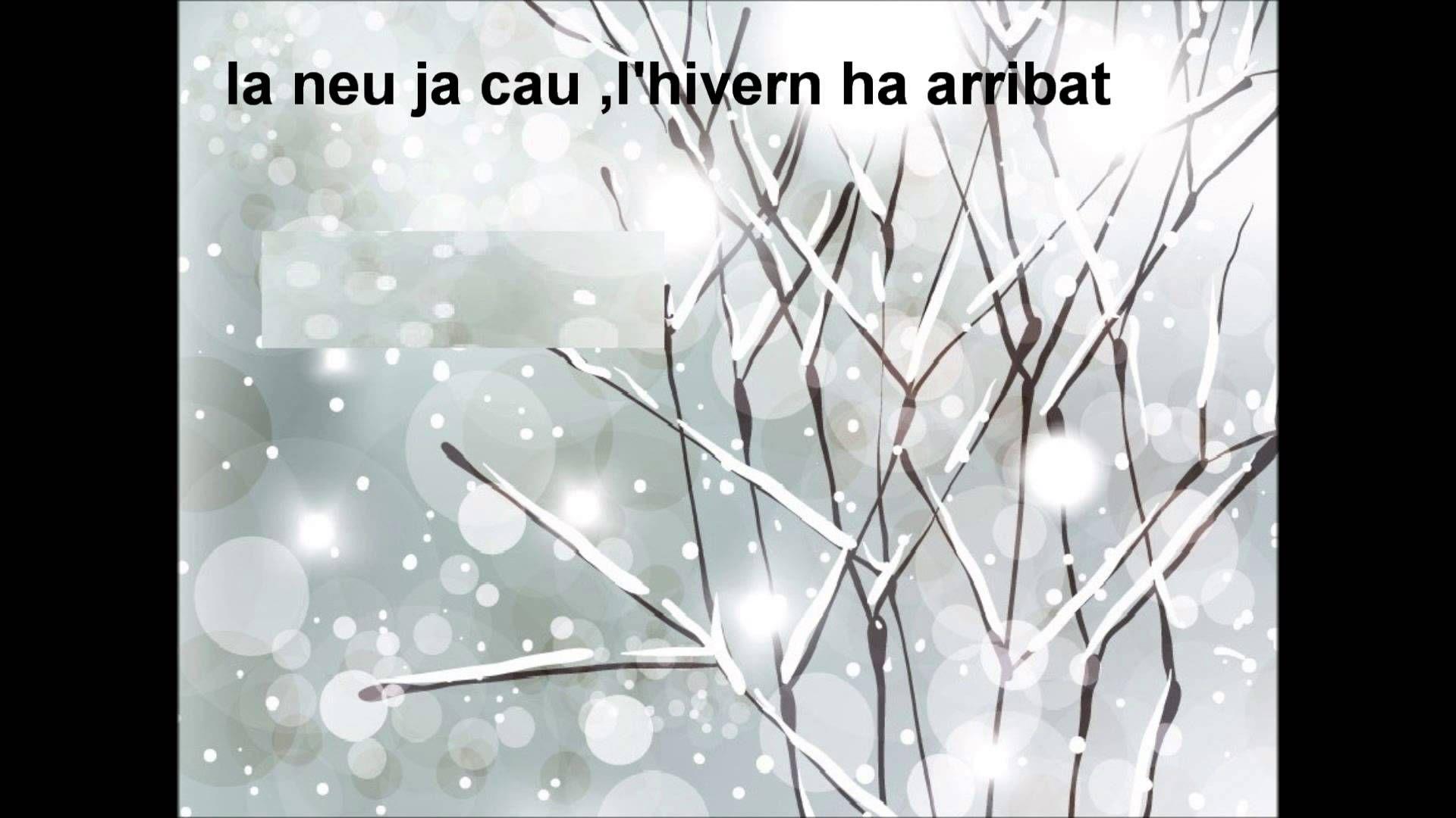 Cançó hivern