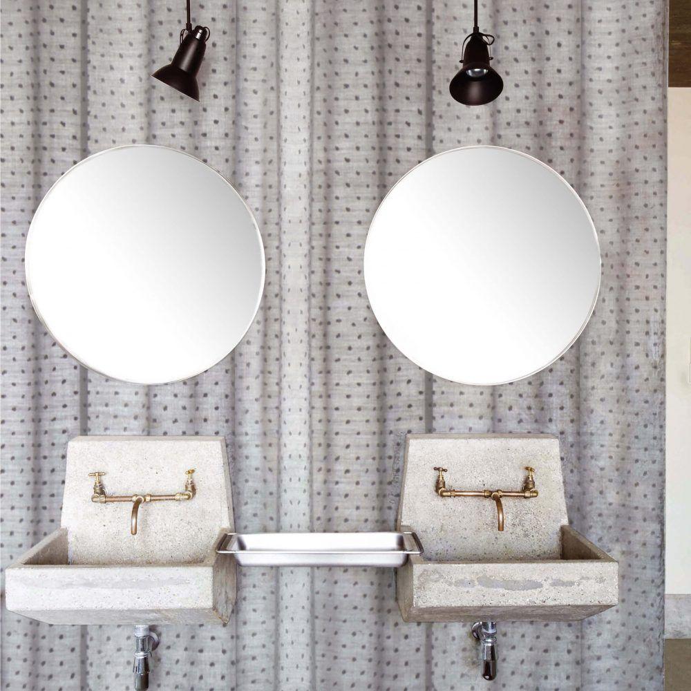 Wall&Decò Wet System 17 Ora Blu Waterproof Wallpaper
