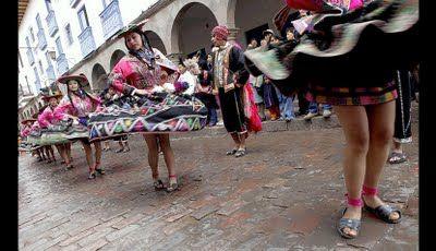 Celebración de los 100 años de Machu Picchu.