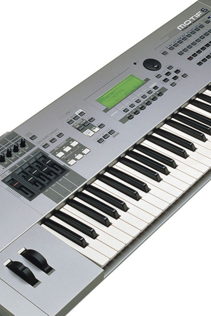 Yamaha Motif 6 Synthesizer | Music in 2019 | Yamaha guitar