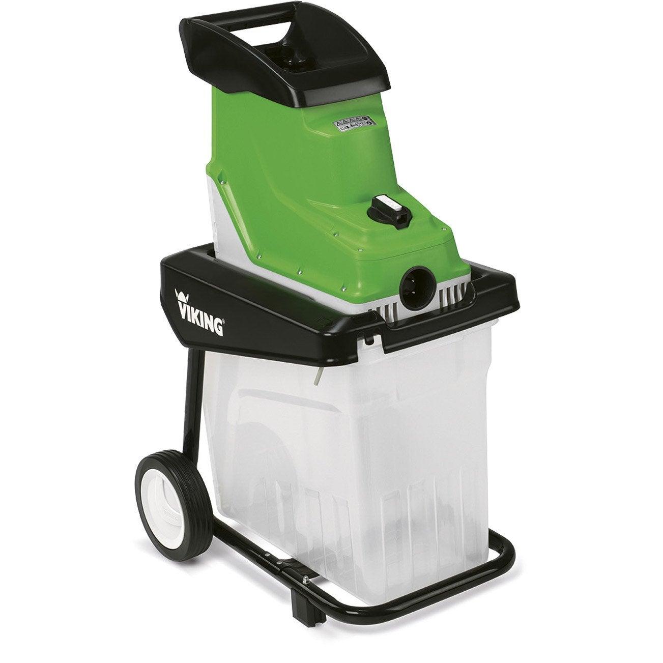 Broyeur De Végétaux électrique Viking Ge140l Products En