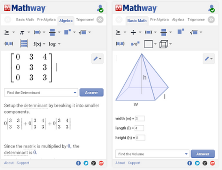 Great Android Apps for Helping Students with Math Homework ...