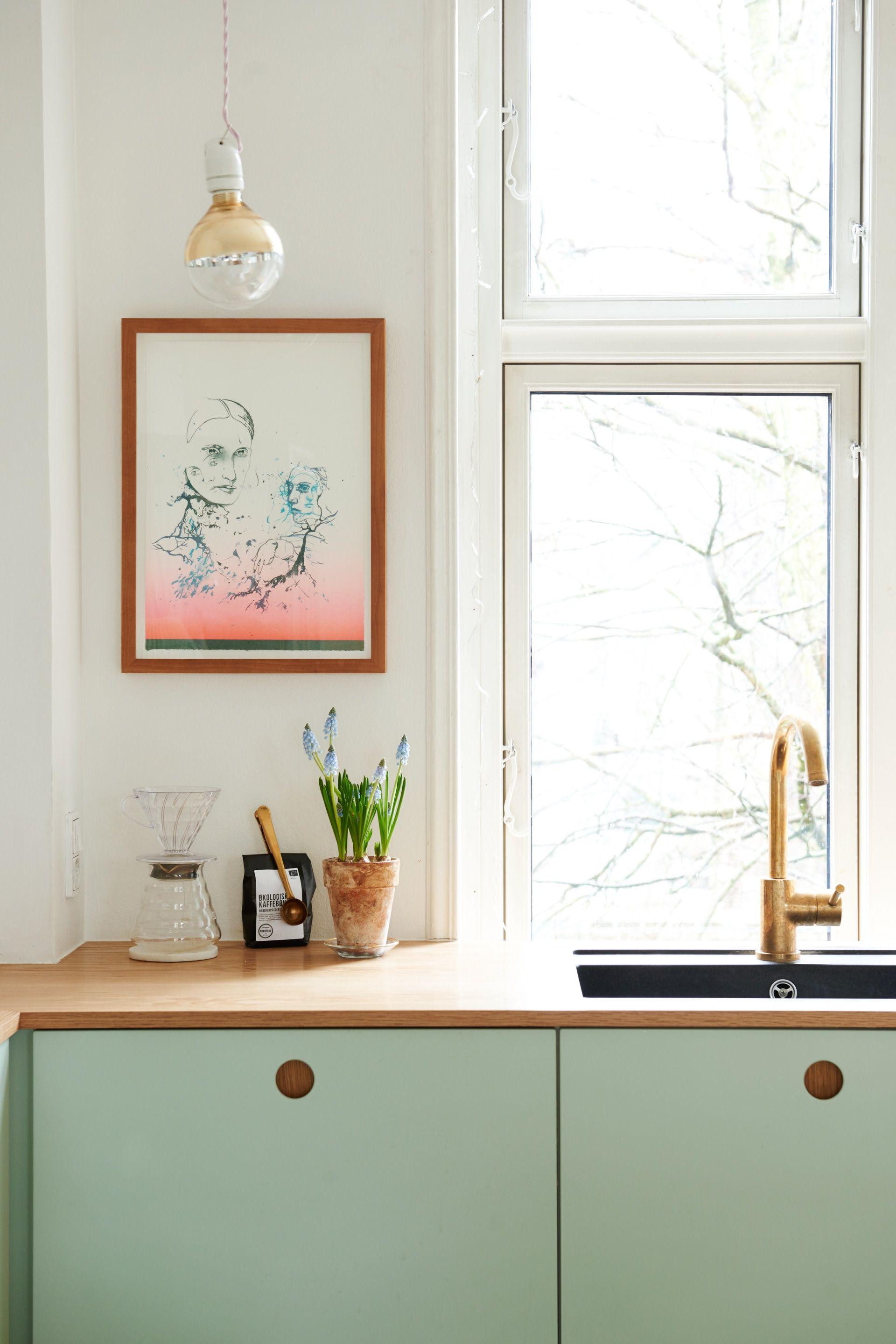 Inspiration Frederiksberg Danemark Mit Bildern Grune Kuchenschranke Grune Schranke Ikea Kuchenideen