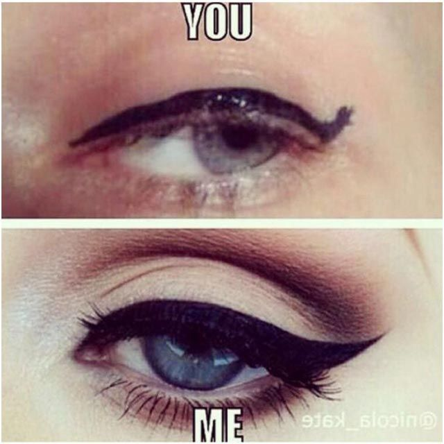 a7500aa295a6fdb3a221457c136daaf3 the 50 best beauty memes on the internet memes, internet and makeup