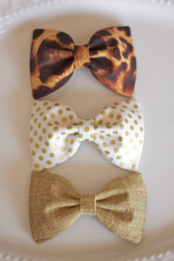 Baby bows | I LOVE the bottom two