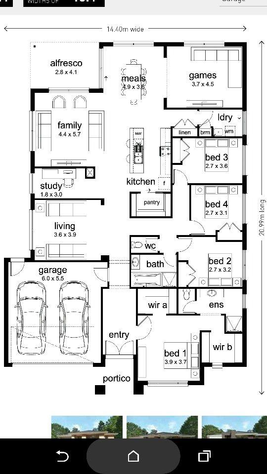 Venetia 29 Dennis Family Homes Https Www Dennisfamily Com Au Home Designs Venetia 1gewqhkjjfohr8qg Architectural Floor Plans House Floor Plans Floor Plans