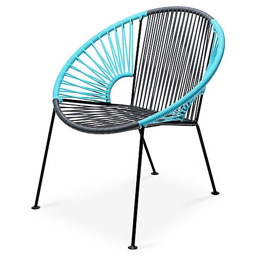 Best Ixtapa Lounge Chair Gray Baby Blue Blue Chairs Living 400 x 300