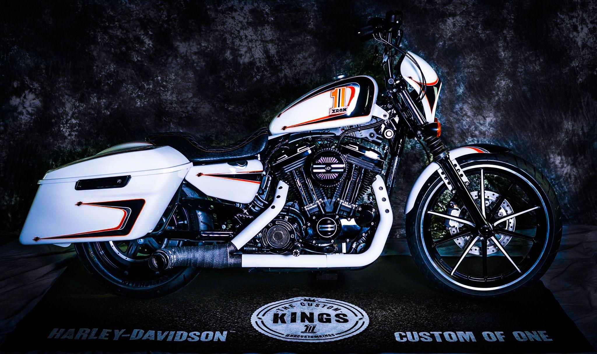 Four Rivers Harley-Davidson Paducah, Kentucky - 2016 H-D® Sportster