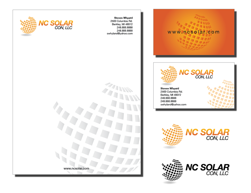 New Us Solar Construction Co Looking For Logo By W100 With Images Logo Templates Create A Logo Templates