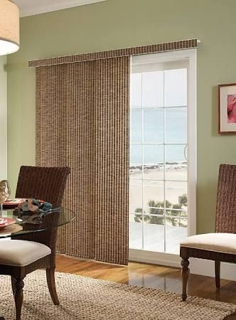 window coverings for sliding glass doors - Google Search
