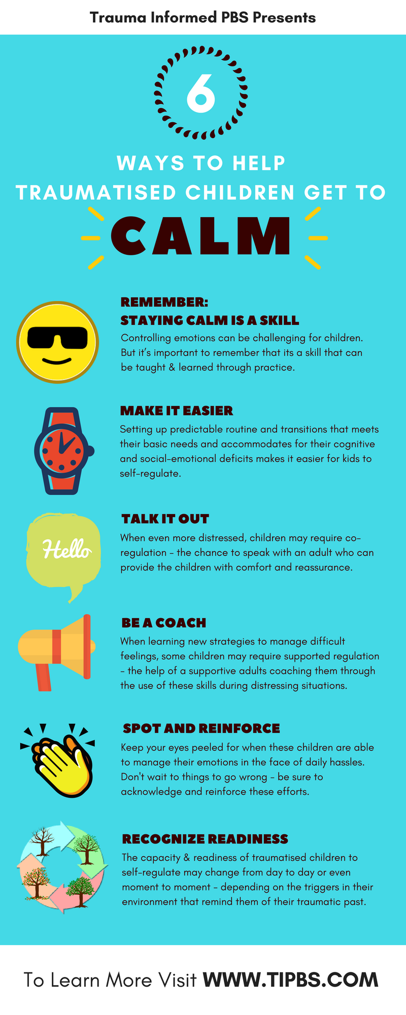 Trauma Can Make It Hard For Kids To >> Pin By Trauma Informed Positive Behavior Support On Emotional