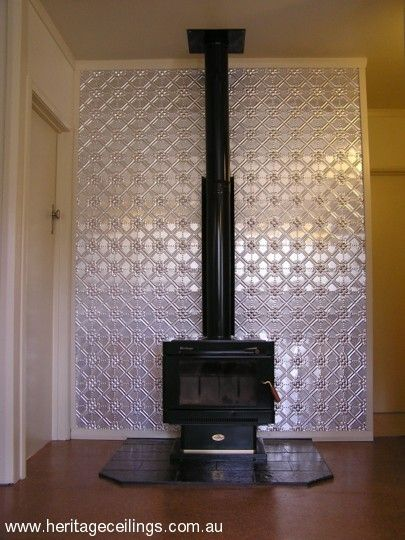 Pin By Decorative Metal Panels On Fabulous Feature Walls