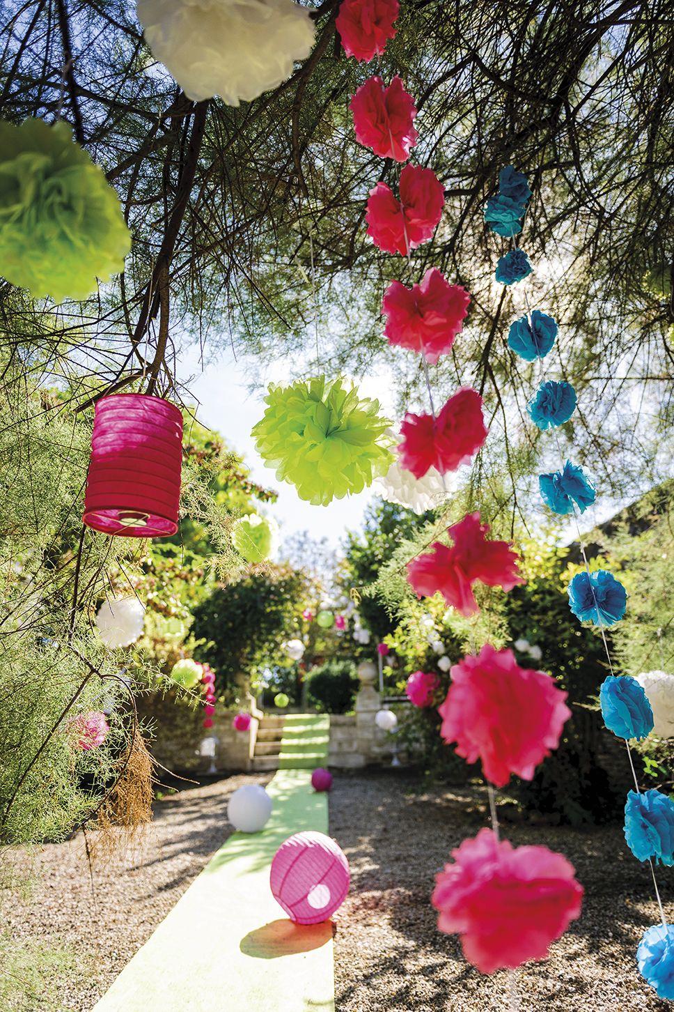 13++ Decoration jardin pour anniversaire adulte trends