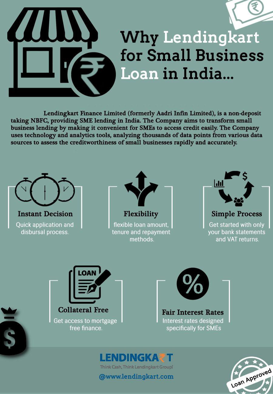 Why Lendingkart for Small Business Loan in India Lendingkart Finance ...