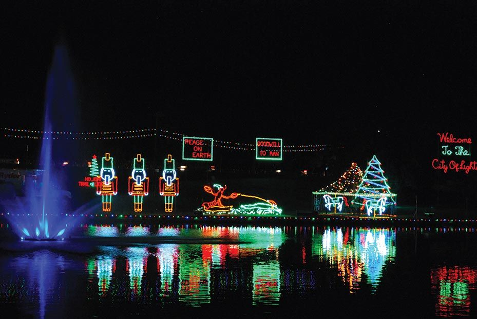 43 Of Gracious Christmas Lights In Natchitoches La 2018