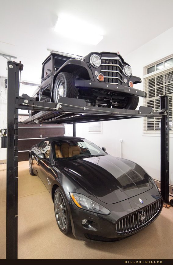 Store multiple cars in this garage! Bring your exotic or antique car ...