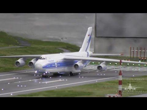 ▶ ✈[HD] Worlds BIGGEST Model Airport - Airport Knuffingen - 1st Visit - MiWuLa Hamburg - YouTube