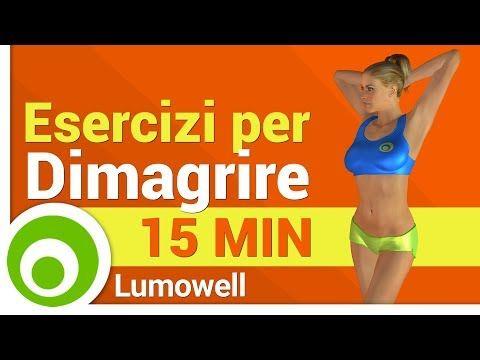 video di esercizi per principianti per perdere peso