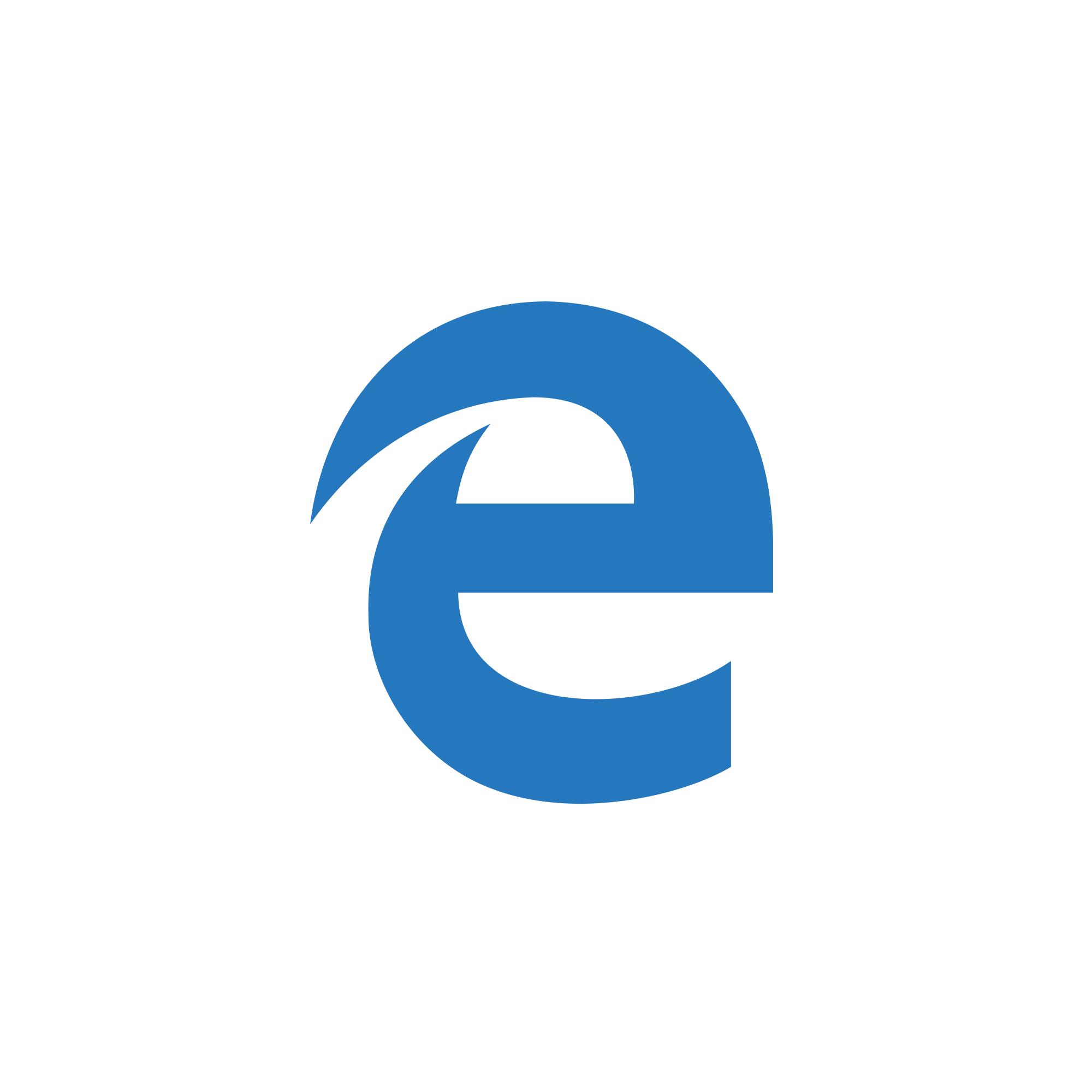 Microsoft Edge Svg Logo