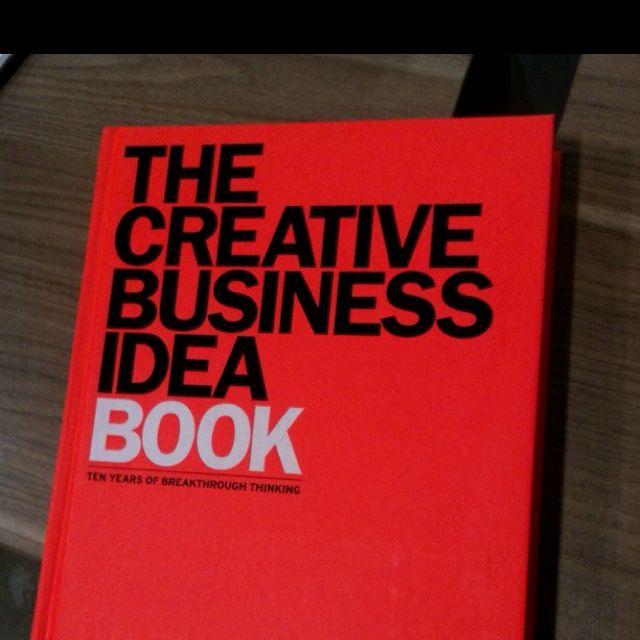 Creative Business Idea Book Klout Perks Pinterest Idea