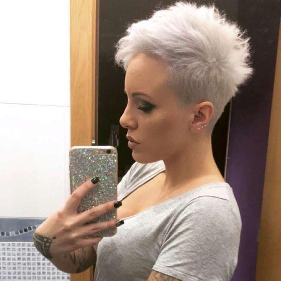 Photo of Korte frisyrer – Før du gjør håret kort, trenger du 50 korte kvinner …