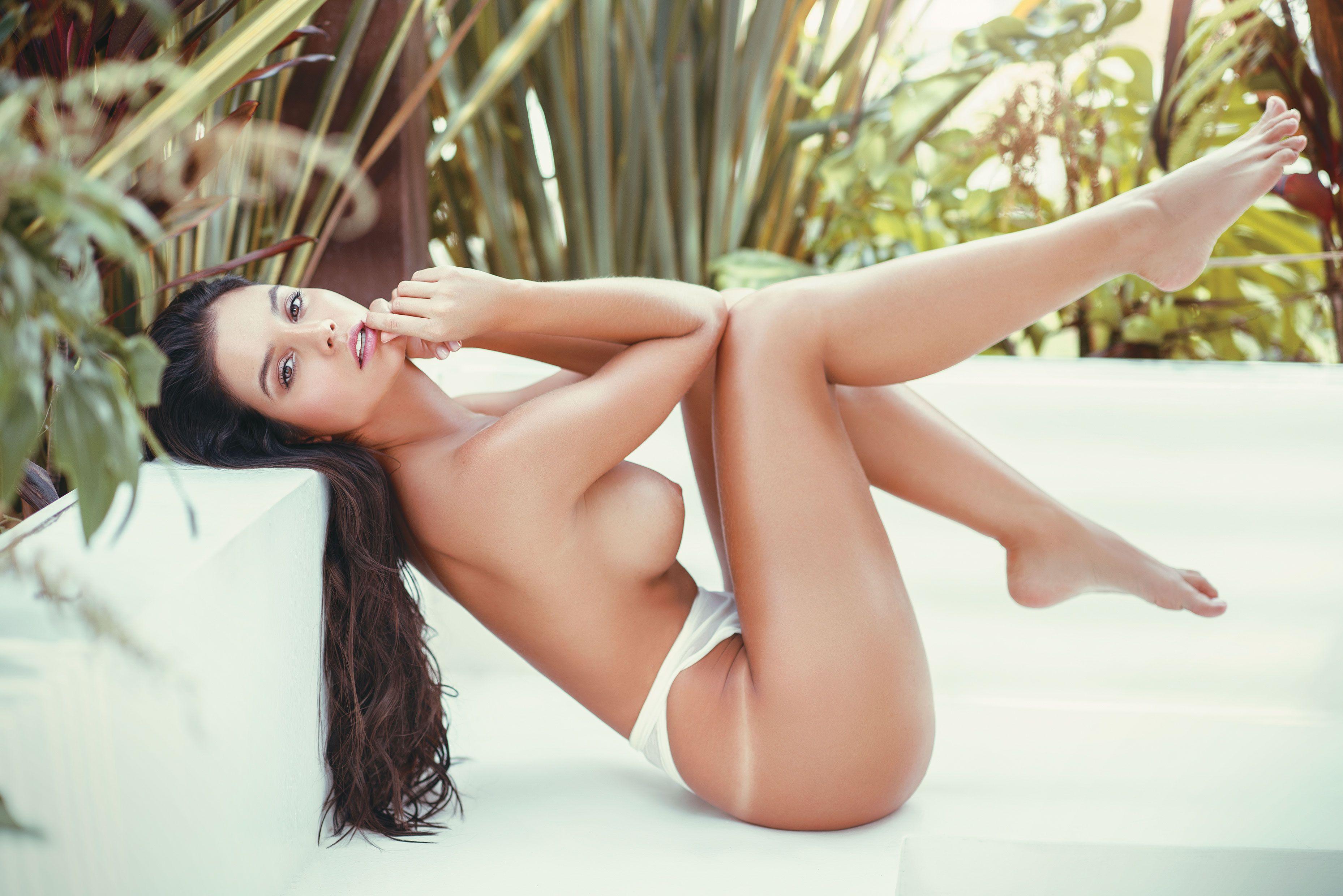 El primer desnudo de María Fernanda Muriel | Hot Chics ...