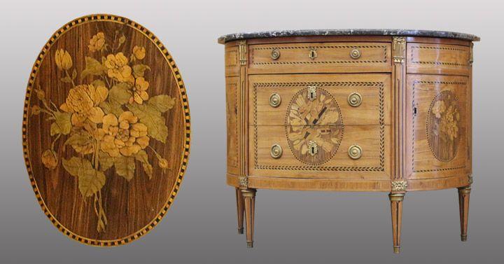 Jacques Birckle Ebeniste Du 18e Siecle Meuble De Style Mobilier De Salon Meubles Anciens